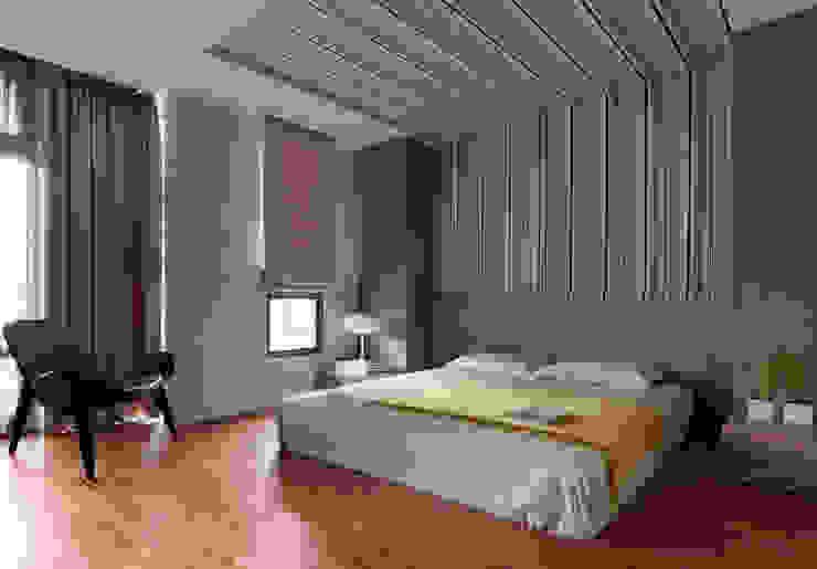 L House / Interior Design 根據 三石設計工程行 簡約風