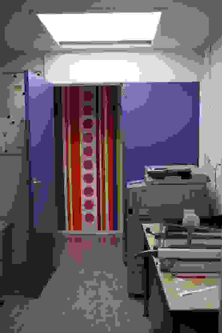 Kopieerruimte Moderne scholen van janny doornbos architektonische vormgeving Modern