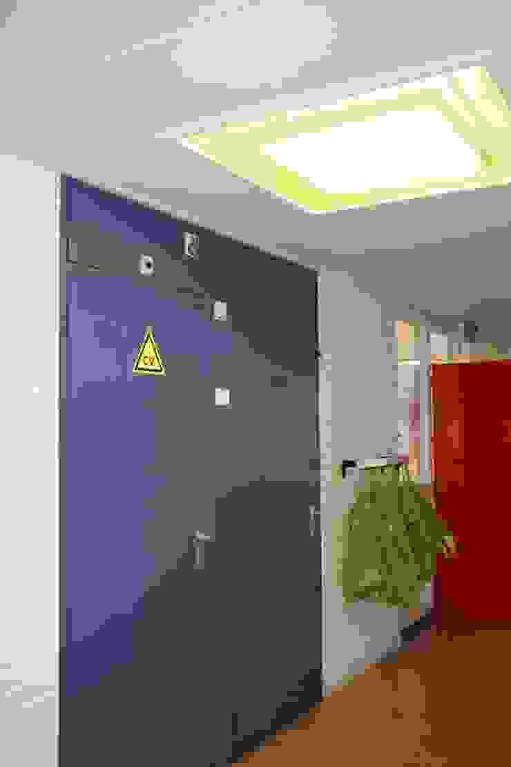 Hal Moderne scholen van janny doornbos architektonische vormgeving Modern