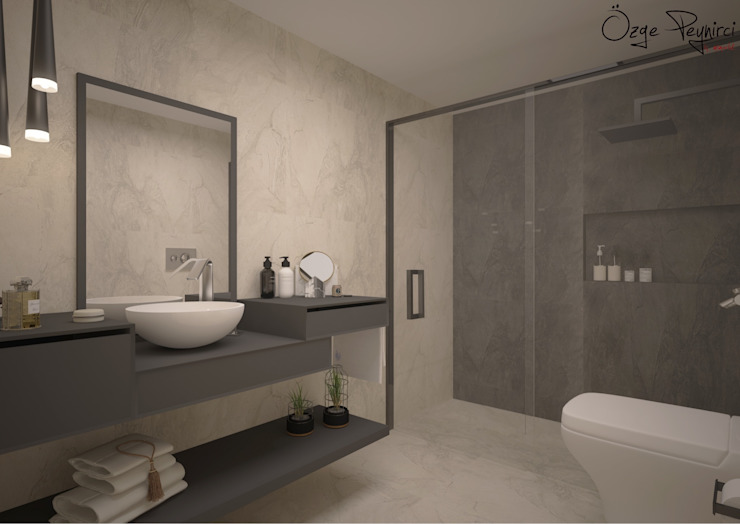 Banyo | Bathroom homify Modern Banyo