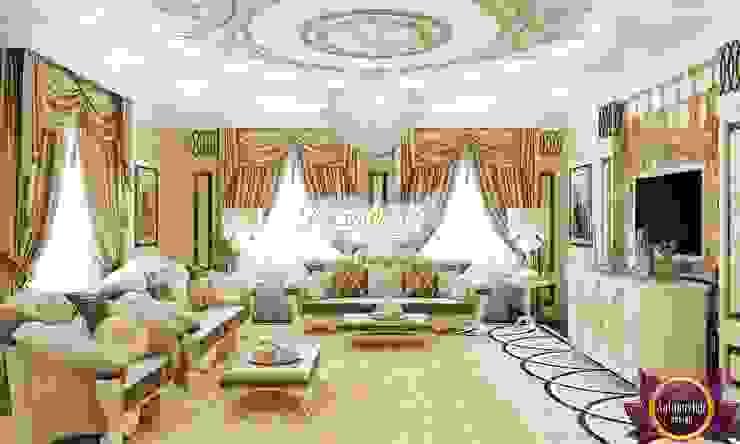 The most beautiful interiors from Katrina Antonovich by Luxury Antonovich Design Classic