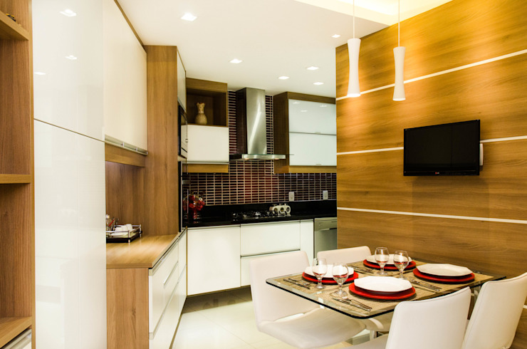 Dapur Klasik Oleh Studio Prima Arq & Design Klasik