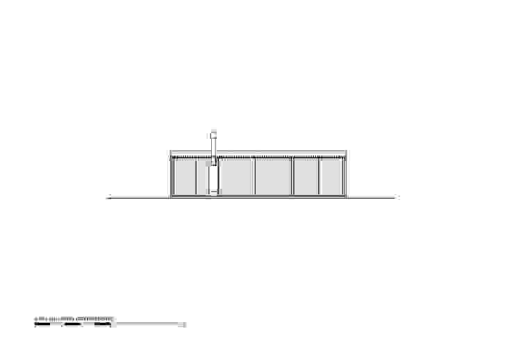 Vita contrafrente Casas modernas: Ideas, imágenes y decoración de Luciano Kruk arquitectos Moderno