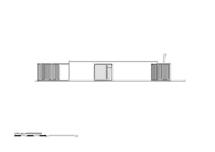 VIsta NO Casas modernas: Ideas, imágenes y decoración de Luciano Kruk arquitectos Moderno