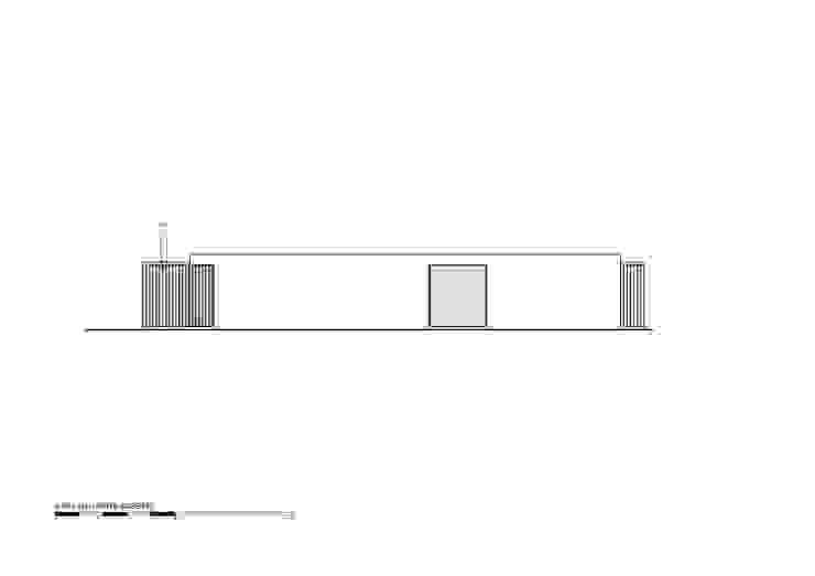Vista SE Casas modernas: Ideas, imágenes y decoración de Luciano Kruk arquitectos Moderno