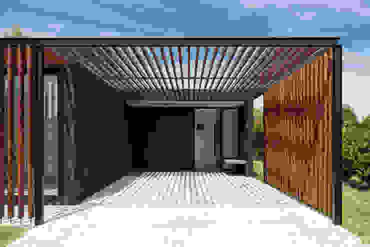 Casa 2LH Casas modernas: Ideas, imágenes y decoración de Luciano Kruk arquitectos Moderno