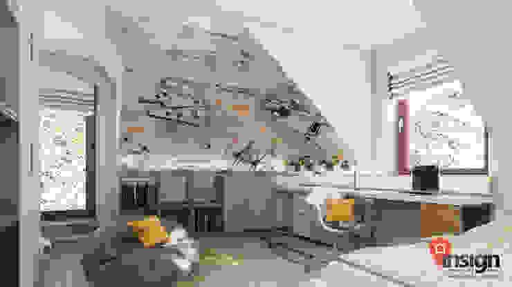 InSign Pracownia Projektowa Karolina Wójcik Modern Kid's Room