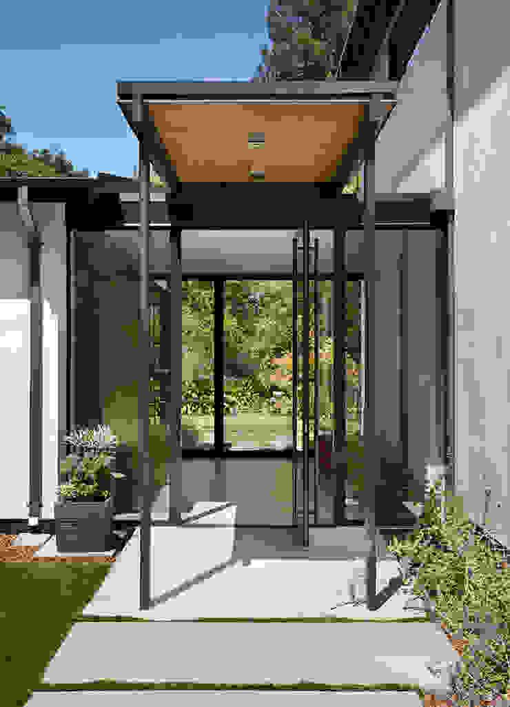 Creekside Residence Modern style doors by Feldman Architecture Modern
