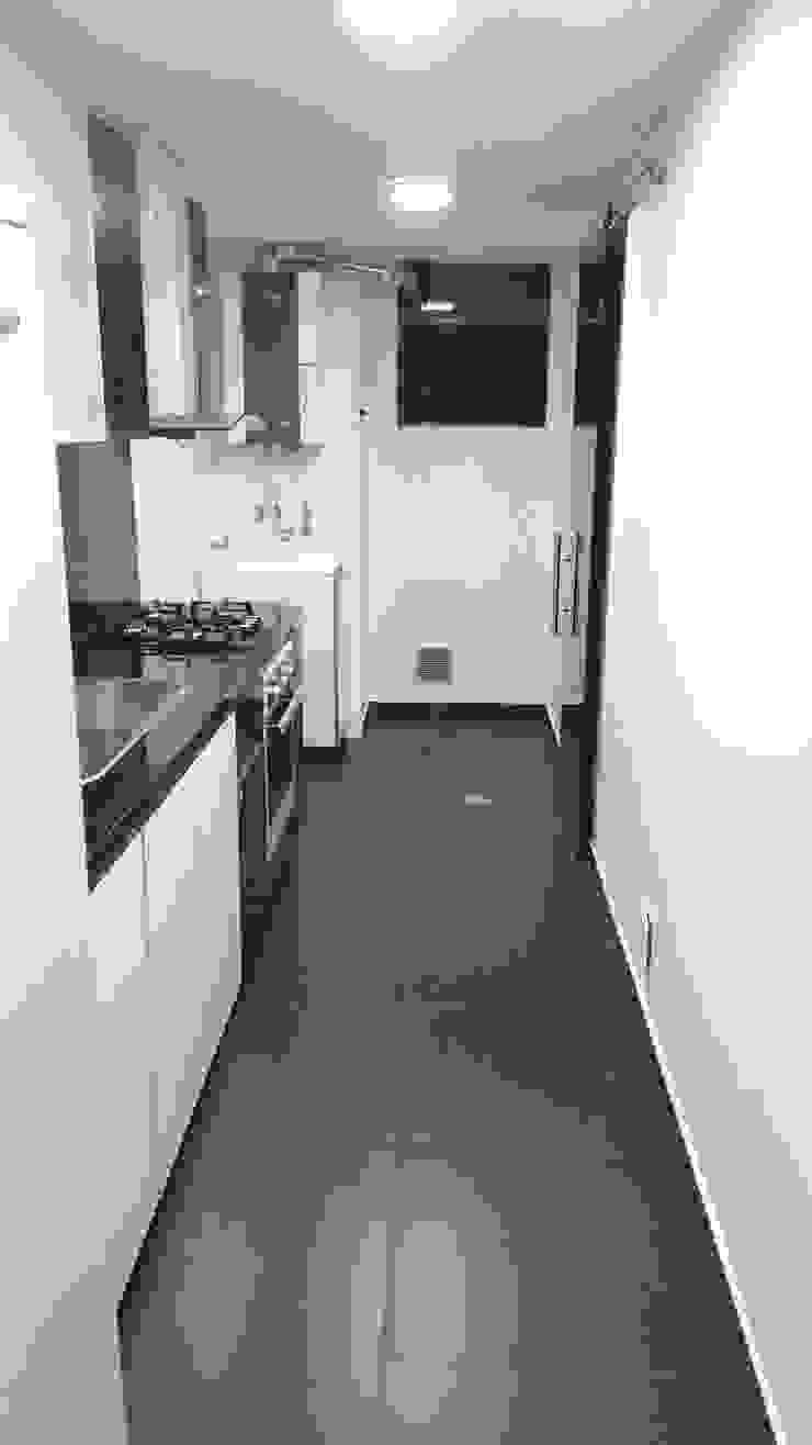 Cocina de bdl concept/studio Moderno