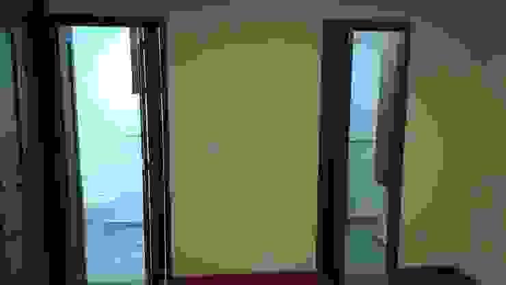 Alcoba principal Habitaciones modernas de bdl concept/studio Moderno