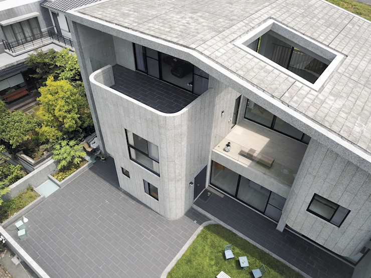 Houses by 行一建築 _ Yuan Architects, Modern