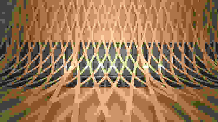 Gereja Ka Im Tong Konservatori Modern Oleh Atelier Ara Modern Kayu Lapis