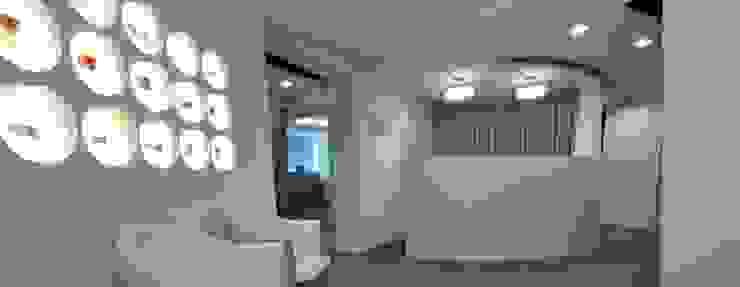 登士美齒列矯正美容中心 DENS BEAUTY 根據 原形空間設計 現代風