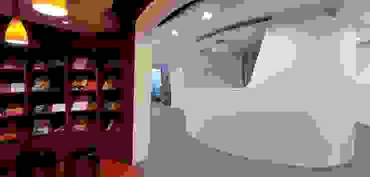 登士美齒列矯正美容中心 DENS BEAUTY 根據 原形空間設計 簡約風