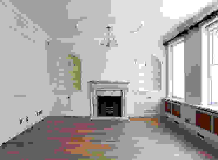 Living room Prestige Architects By Marco Braghiroli Living room
