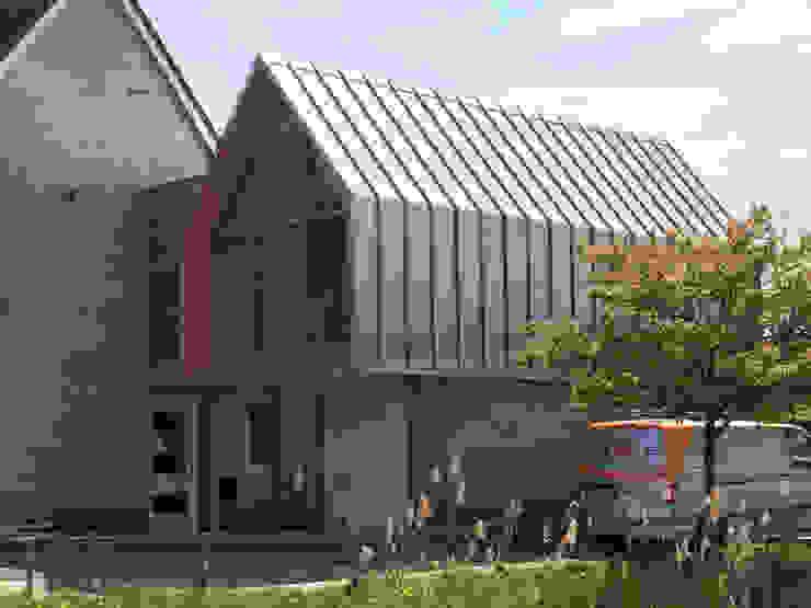 exterieur My Little Home Moderne slaapkamers van Boon architecten Modern