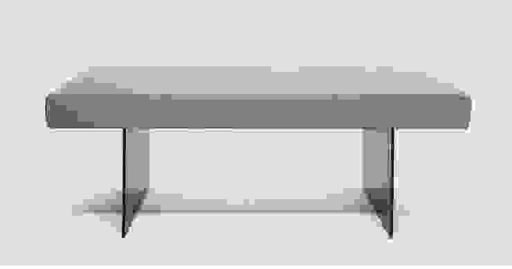 Terra Bench : modern  by Aguirre Design , Modern