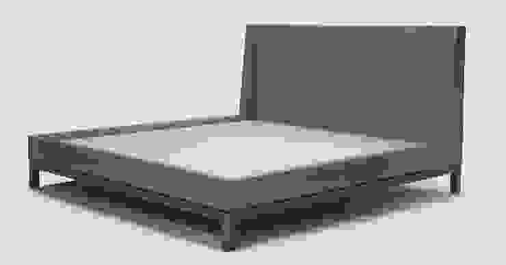 Lugano Bed : modern  by Aguirre Design , Modern