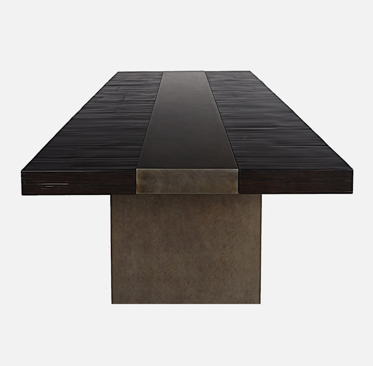 Malta Dining Table: modern  by Aguirre Design , Modern