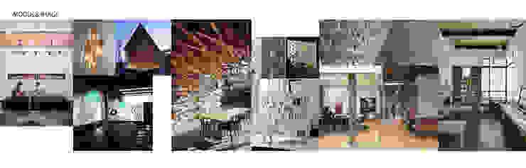 ITE Office โดย Identity Design & Architecture Part.,Ltd โมเดิร์น