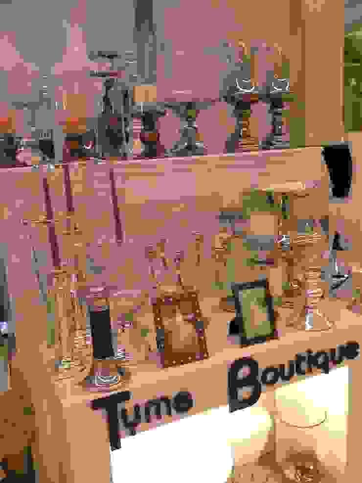 Tyme Boutique  กรอบรูป เชิงเทียน ตกแต่งบ้าน: คลาสสิก  โดย Tyme Holding Co.,Ltd, คลาสสิค กระจกและแก้ว