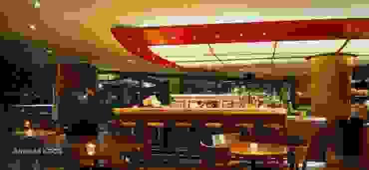 Restaurant & Bar *BOLERO* Moderne Bars & Clubs von Andras Koos Architectural Interior Design Modern