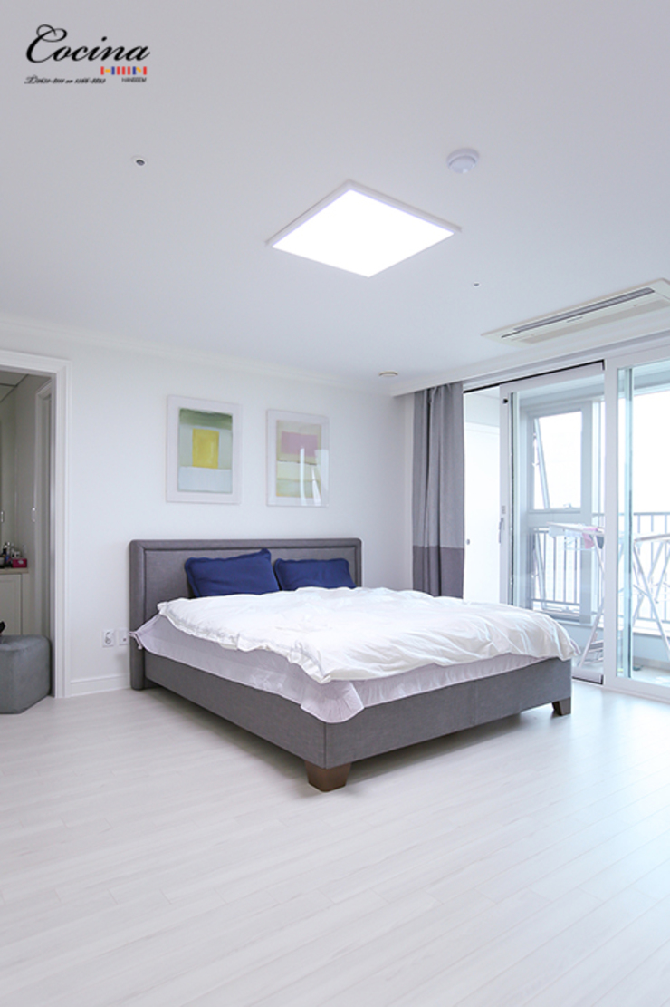cocina Modern style bedroom