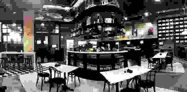 MATTONI CAFE 根據 X2 CREATE乘雙設計制造所 工業風