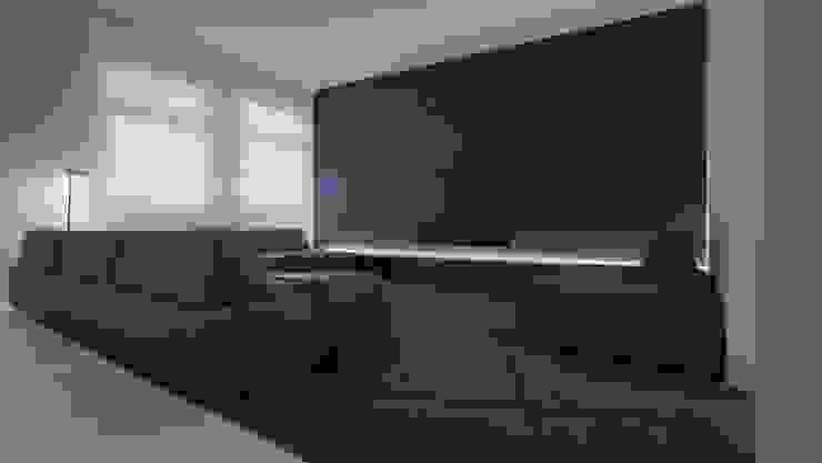 minimalist  by Spacio Collections, Minimalist Leather Grey