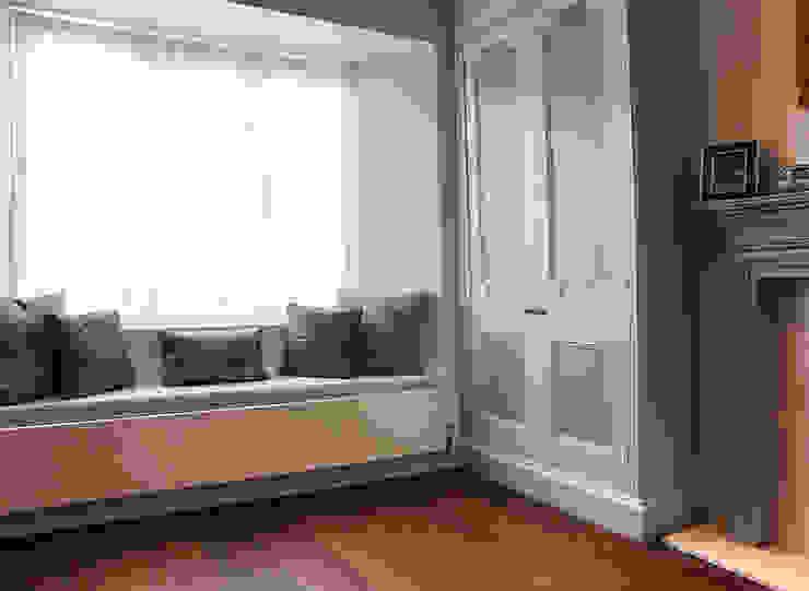 Bedroom Prestige Architects By Marco Braghiroli Camera da letto in stile classico