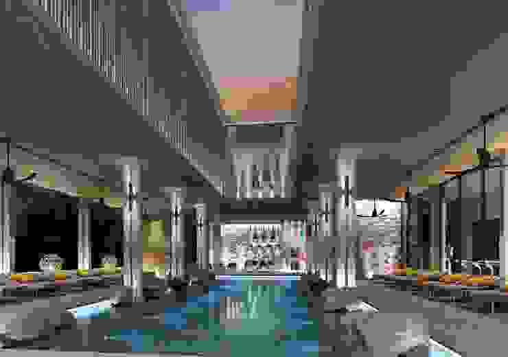 Horizon pool villa โดย be 7 Interior & Architecture