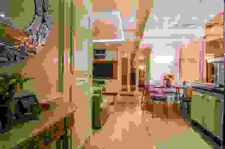 Pearly Paris Residence : HQ Thonglor โดย Becharm Design Studio
