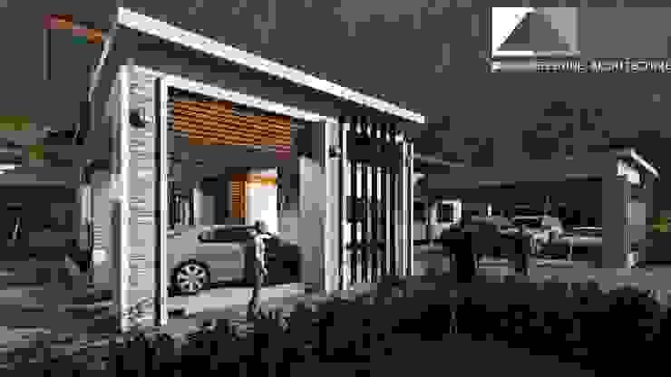 ผลงานการออกแบบ โดย ออกแบบบ้านกับสถาปนิกดี้