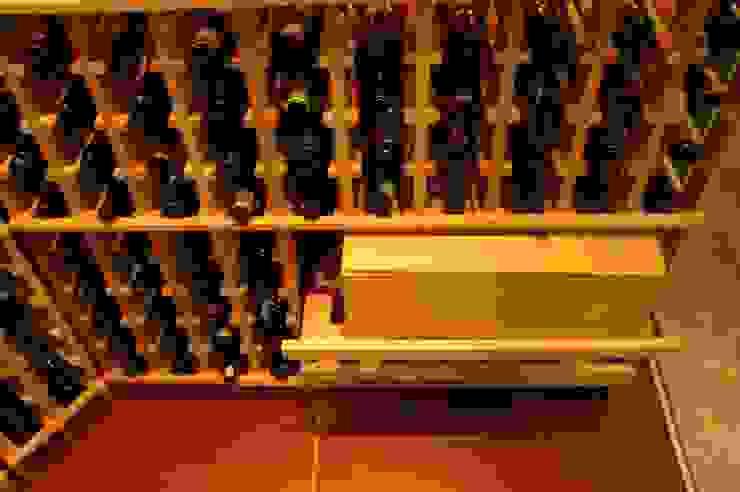 WINE CELLAR Ruang Penyimpanan Wine/Anggur Modern Oleh AWDS Interior Modern