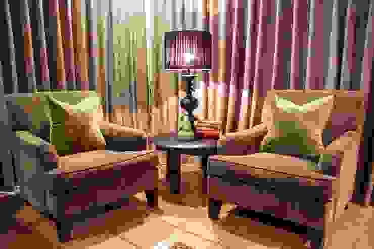Ruang Keluarga Klasik Oleh House Couture Interior Design Studio Klasik