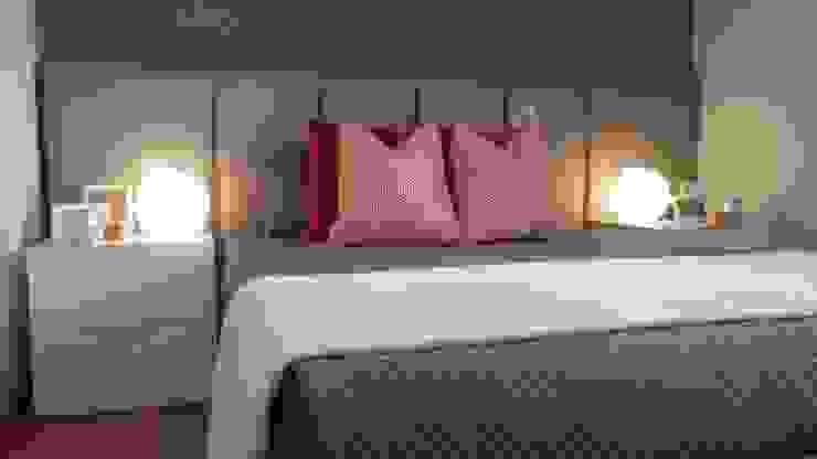 ANA LEITE - INTERIOR DESIGN STUDIO Camera da letto moderna