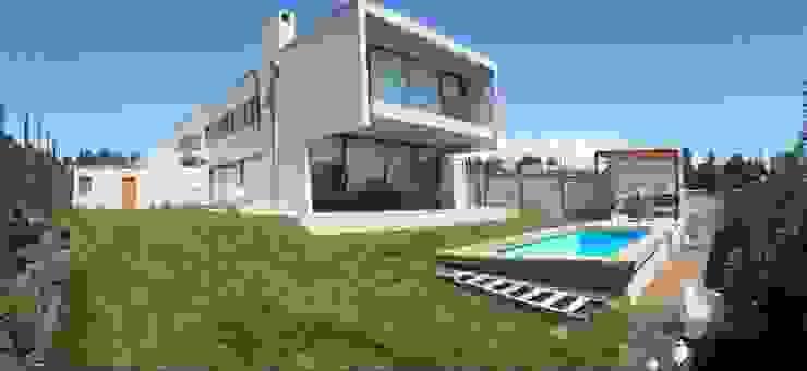 Construcción de Vivienda en Reñaca Casas estilo moderno: ideas, arquitectura e imágenes de Eracón Moderno