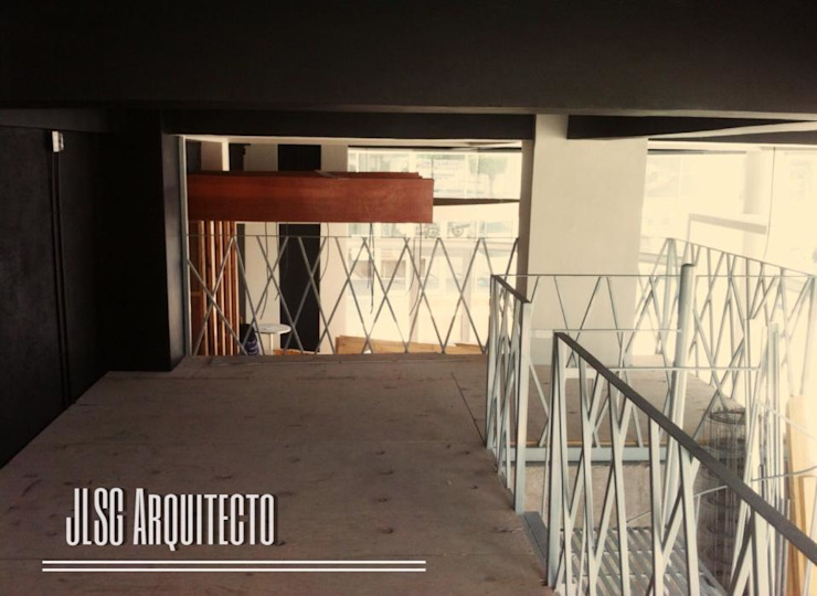 JLSG Arquitecto Modern bars & clubs