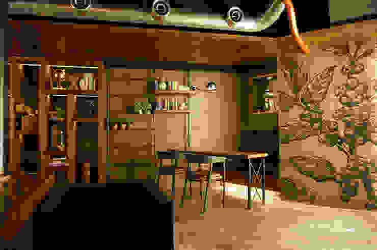 多那之咖啡概念館 根據 X2 CREATE乘雙設計制造所 工業風