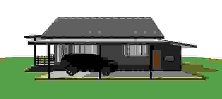 บ้าน โดย ช่างณีมิตรรับซ่อมบ้านออกแบบต่อเติมรับเหมาก่อสร้าง