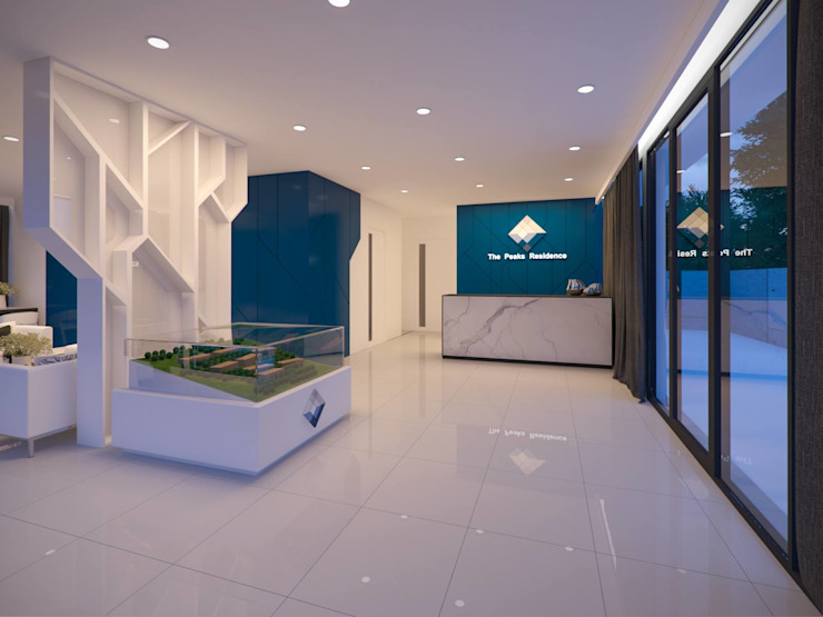 The Peaks Residence โดย nine degree studio