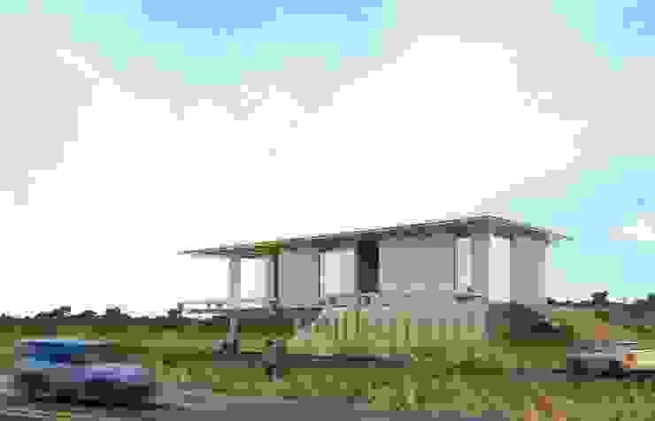 CAKE HOUSE [FANG KAOW] โดย NEED ARCHITECT
