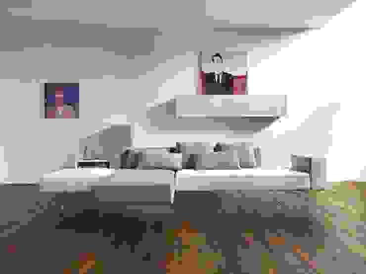 von Spacio Collections Minimalistisch Holz Holznachbildung