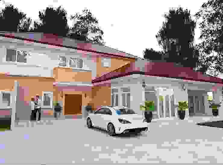 บ้าน โดย Brightengineer company limiten