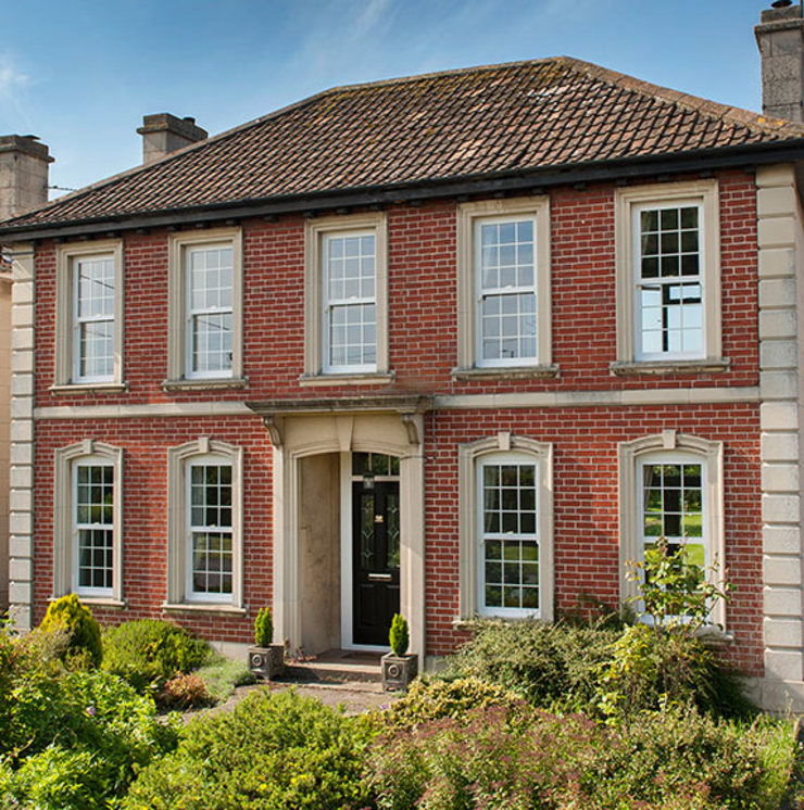 Sliding Sash Windows von Oakley Green Conservatories