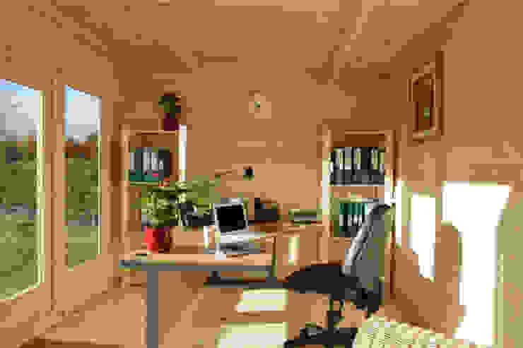 Melbury interior Wonkee Donkee Forest Garden Garden Greenhouses & pavilions