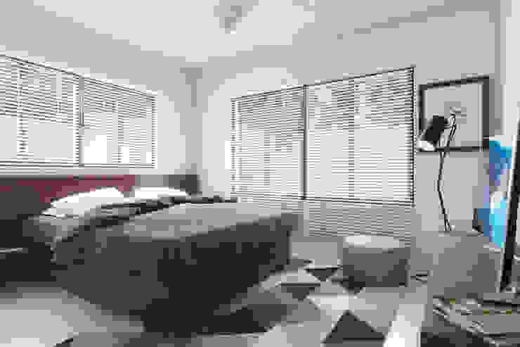 Modern style bedroom by Taller Veinte Modern