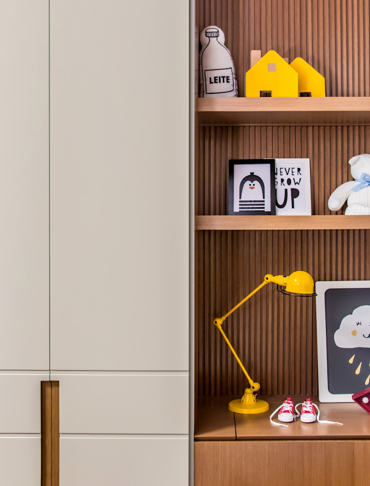 TRIDI arquitetura Baby room