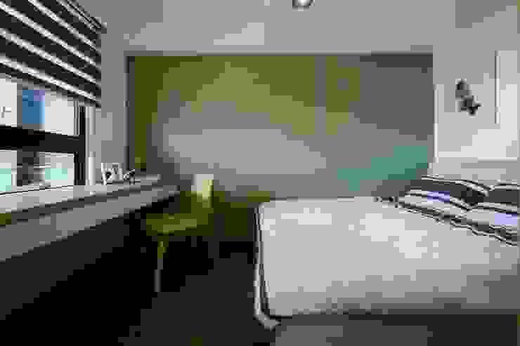 臥室B 見本設計 臥室