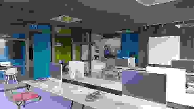 cyberpark ofis Magic Mimarlık Modern